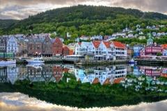 Норвегия.Bergen 1