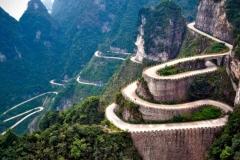 Китай.серпантин 2