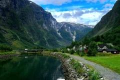 Норвегия.в горах норвегии 2