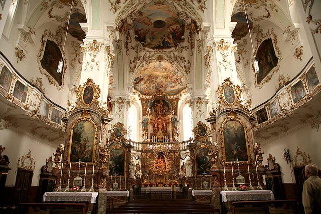 мюнхен.монастырь андекс