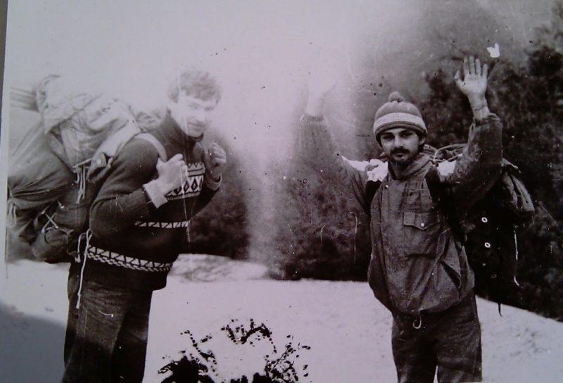 История покорения Крыма. 1991