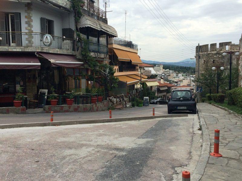Салоники. Старый город