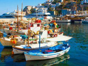Санторини. Греция
