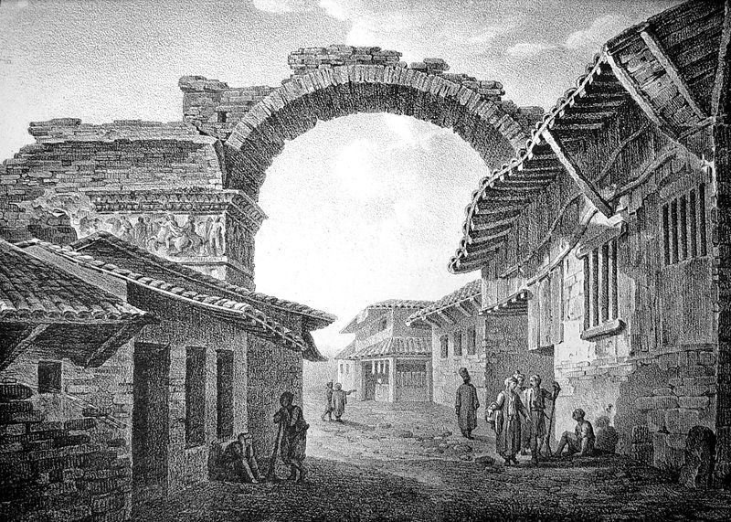 Город трех цивилизаций. Салоники