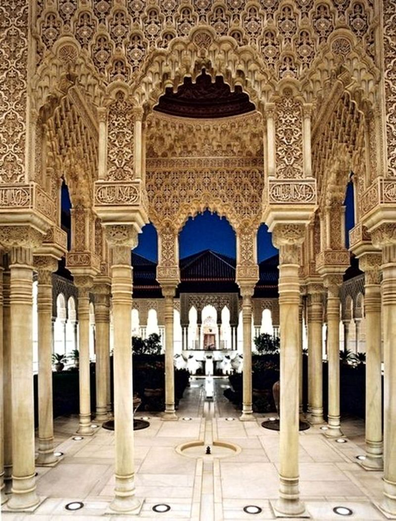 the palaces of the alhambra are among the most celebrated monuments in world architecture Fairy-tale castles, medieval strongholds, and fortresses from the far east round out our list of the world's 20 most spectacular palaces.