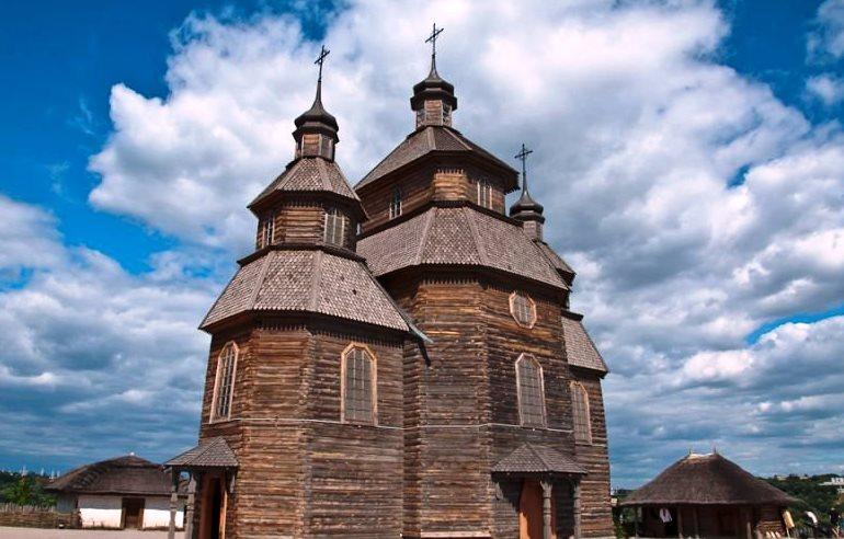 храм Запорожской Сечи
