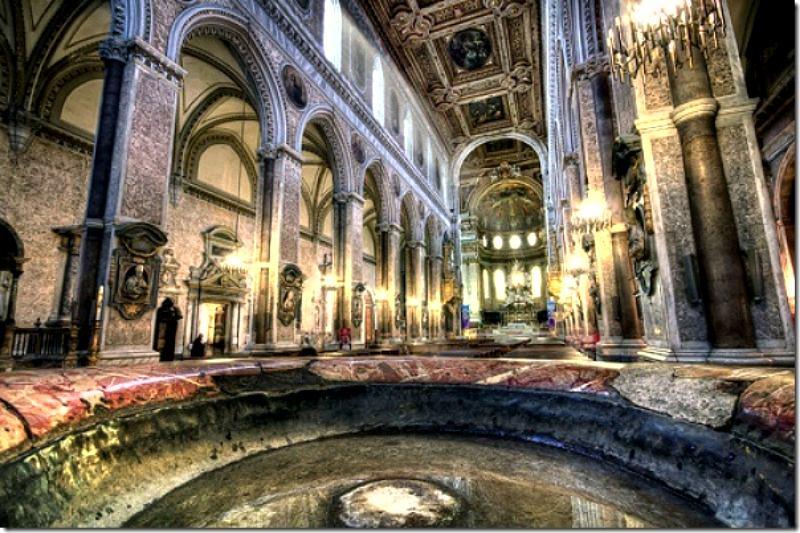 Неаполь. Собор святого Януария