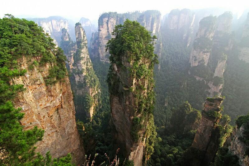 Гора Тяньцзи