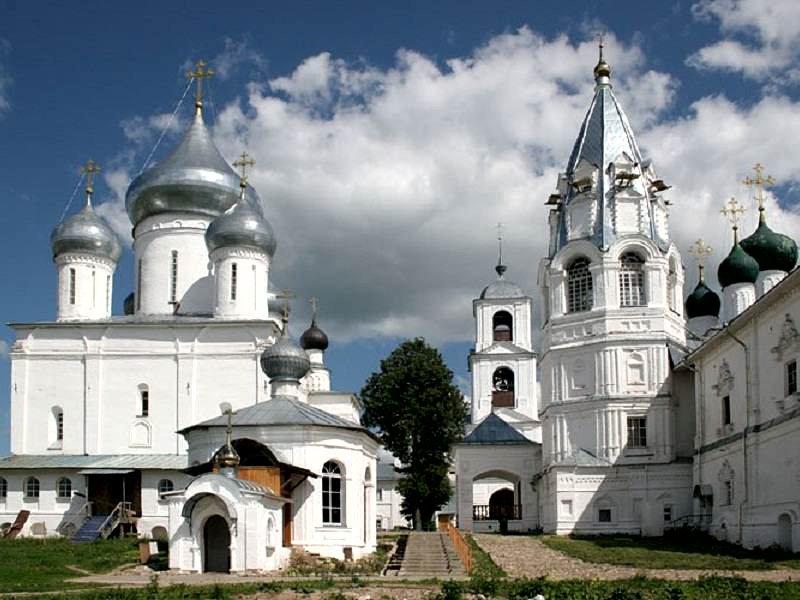 Переславль никитский монастырь