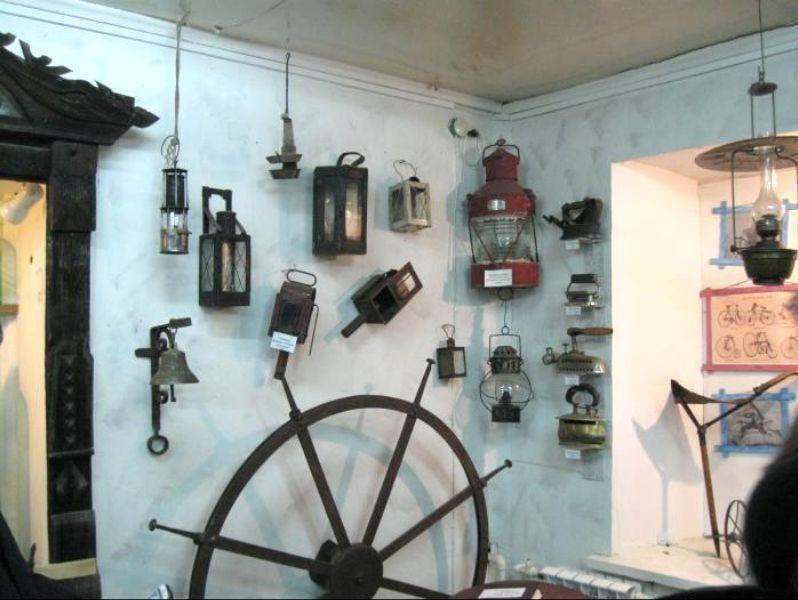 Музей хитрости и смекалки