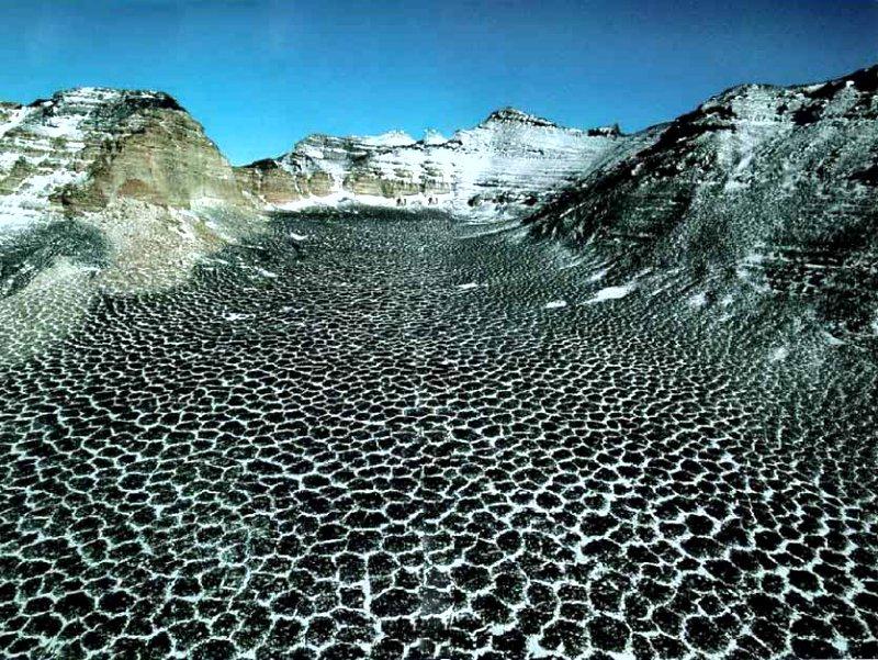 Самое сухое место на Земле