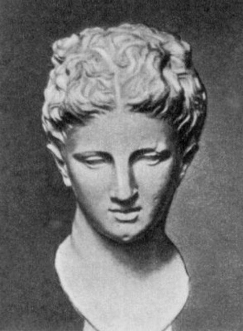 Богиня Бутринта