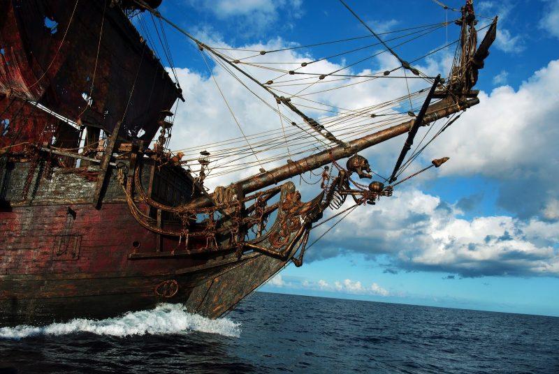 Корабль флинта