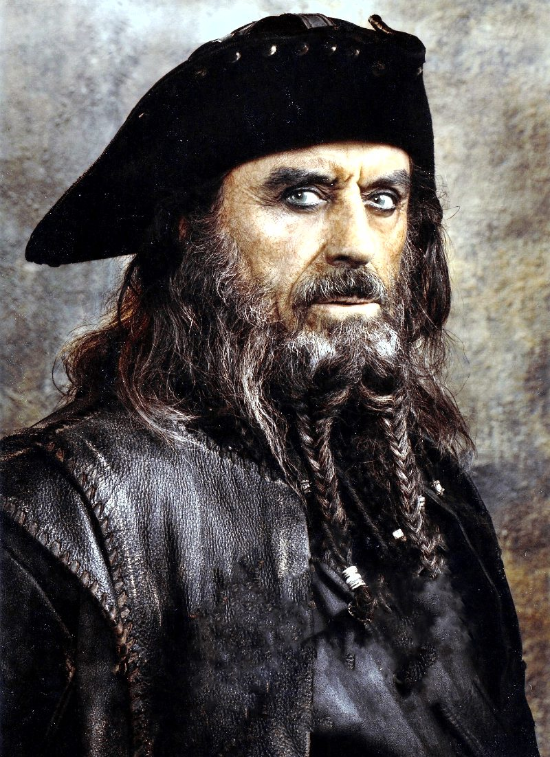 Капитан Тич (Черная борода)