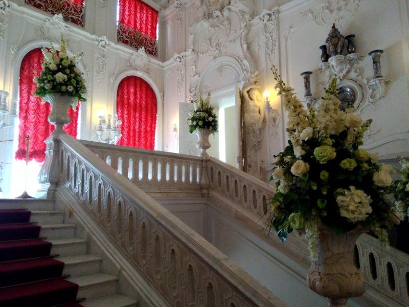 Царскосельский дворец