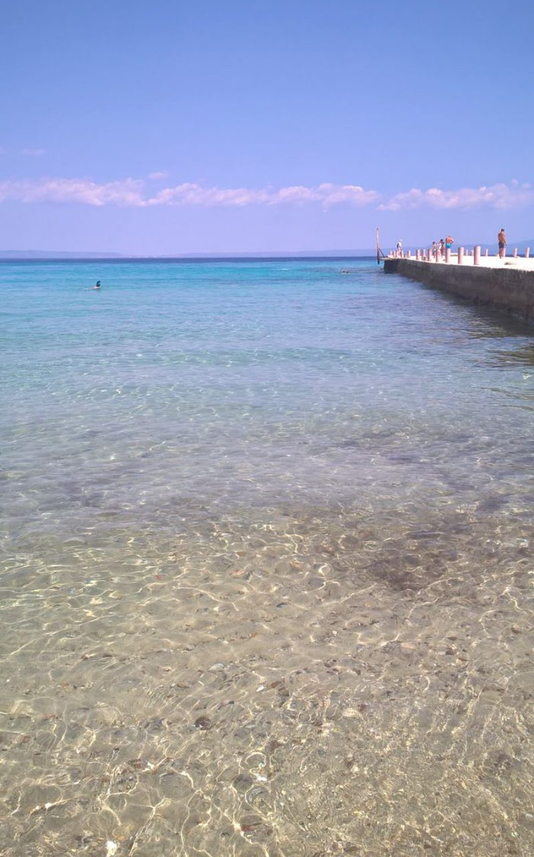 Каллитея пляж