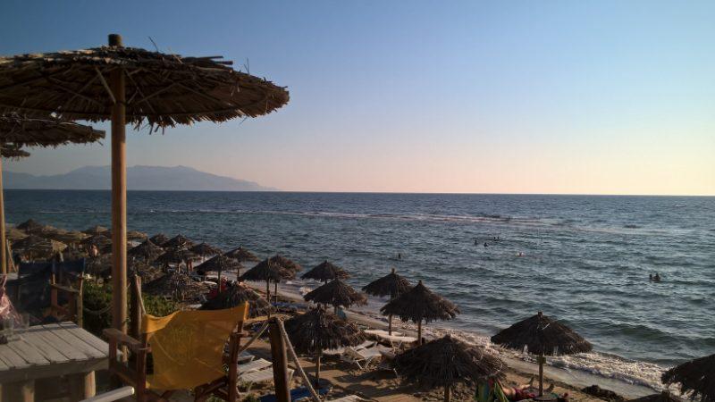 Превеза пляж