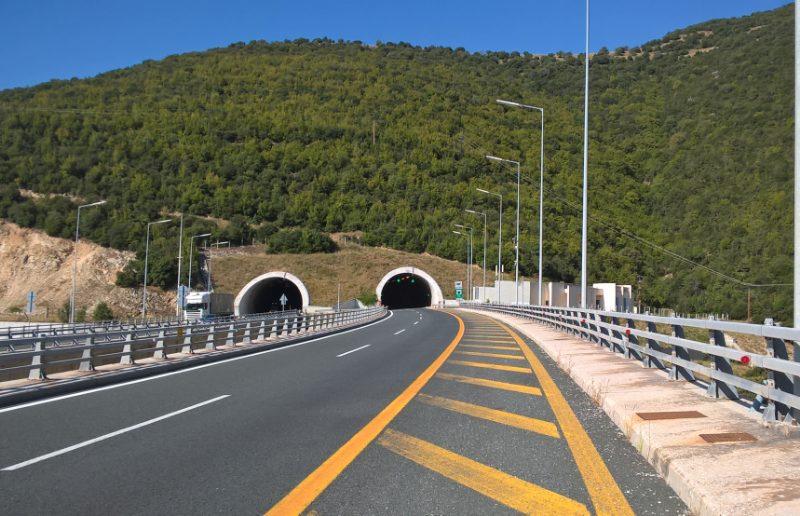 Тоннели в Греции