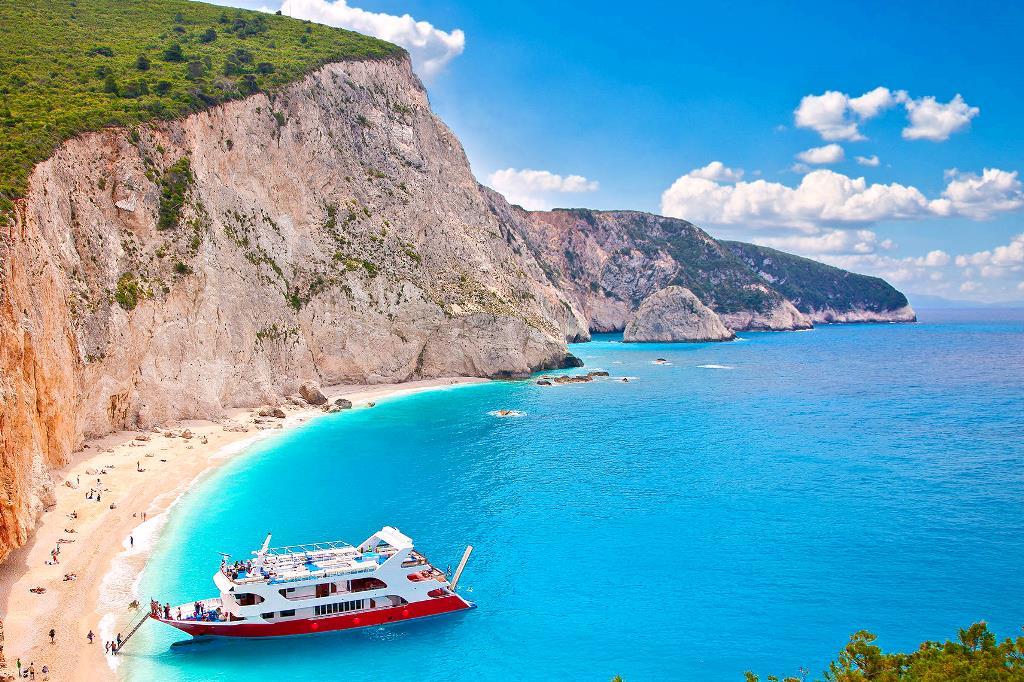 Круиз по островам Ионического моря