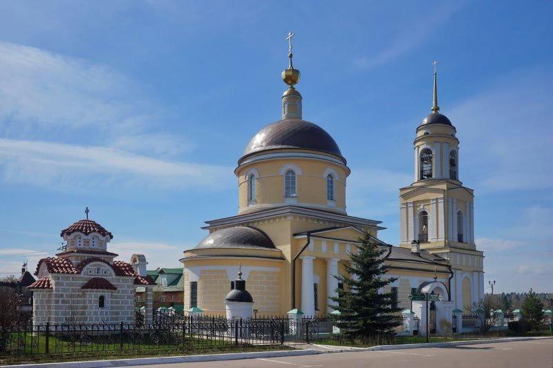 Сергиев Посад, Вифанский монастырь