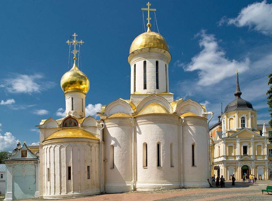 Сергиев Посад. Троицкий собор