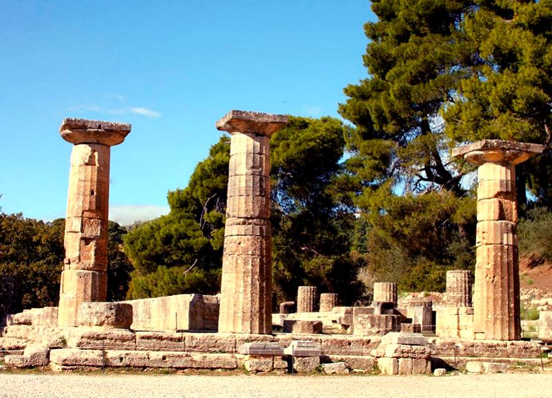Олимпия. Греция