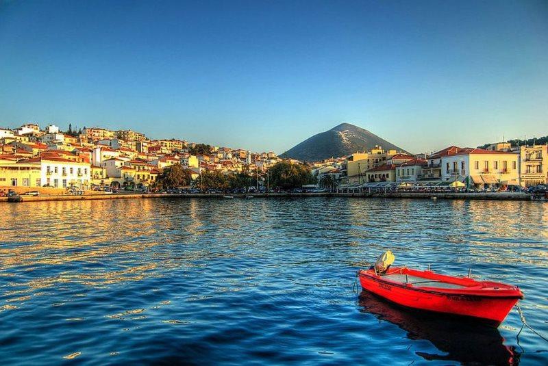 Греция, Пилос.