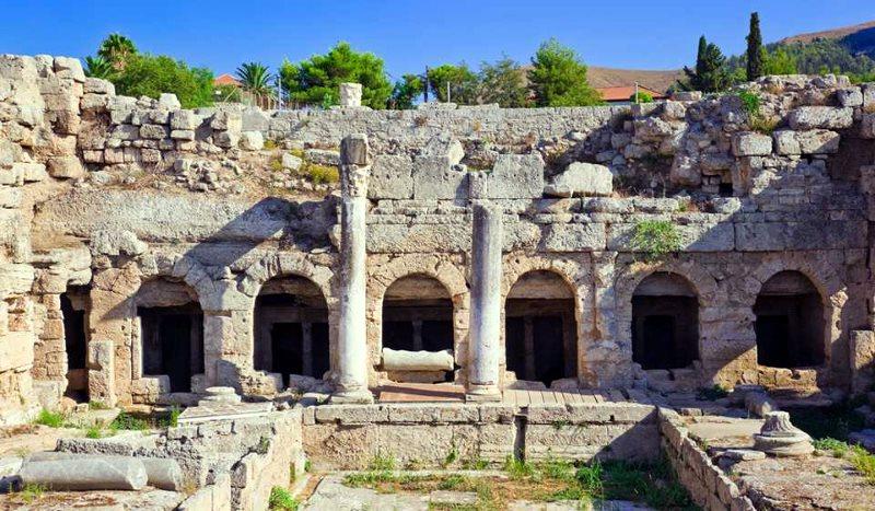 фонтан Пирены
