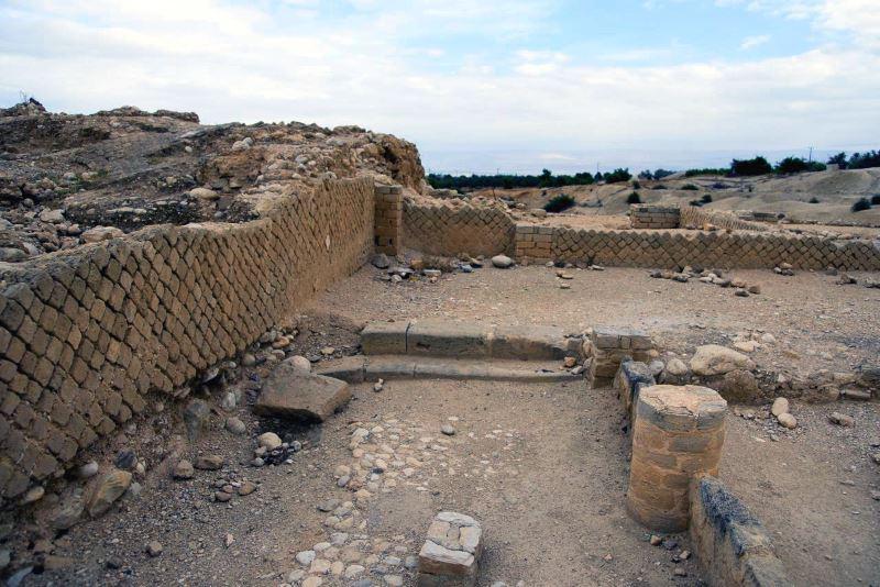 Иерихон, дворец Ирода