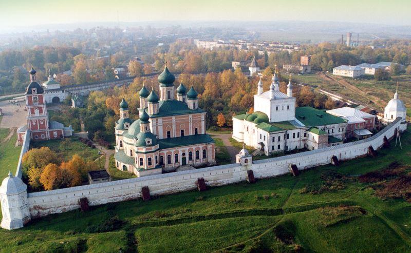 Переславль-Залесский , Горицкий монастырь