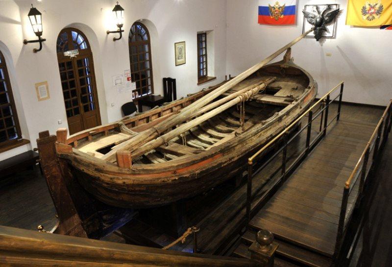 Переславль-Залесский Музей Ботик Петра