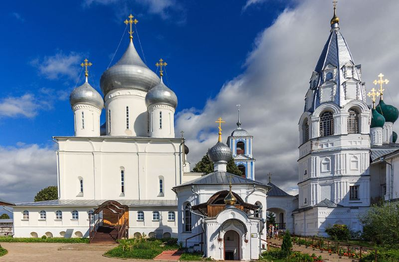 Переславль-Залесский Никитский монастырь храм Никиты