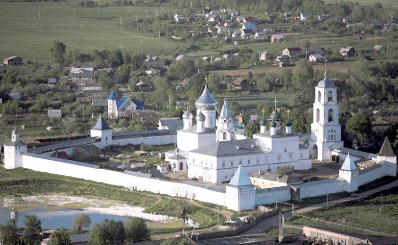 Переславль-Залесский Никитский монастырь