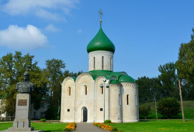 ереславль-Залесский Спасо-Преображенский собор
