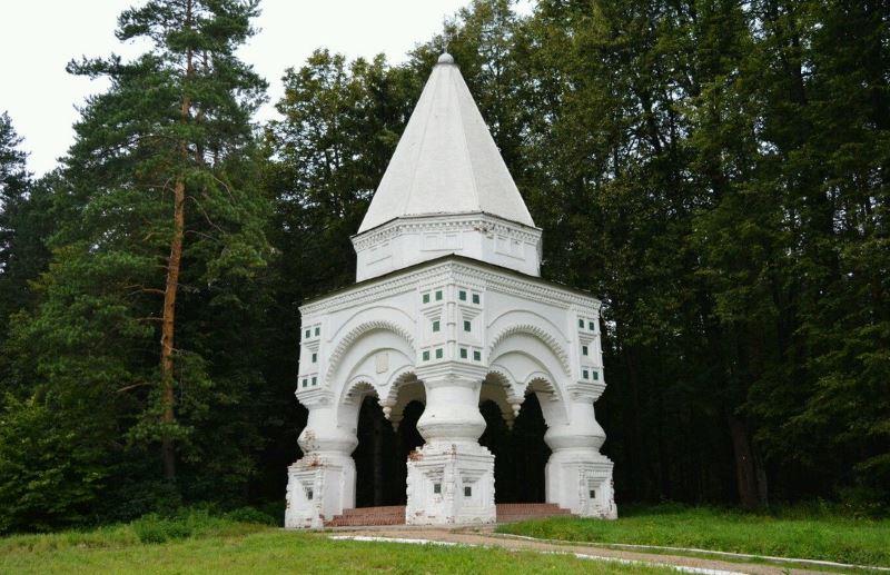 Переславль-Залесский Черниговская часовня