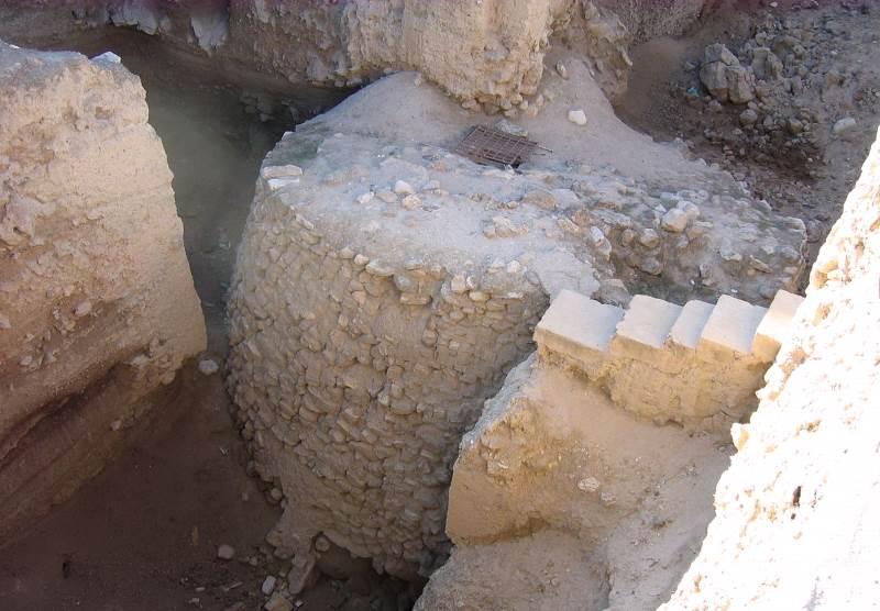 иерихон башня