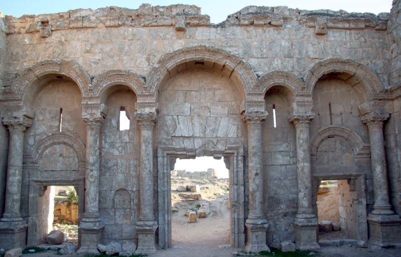 иерихон, дворец Хишама