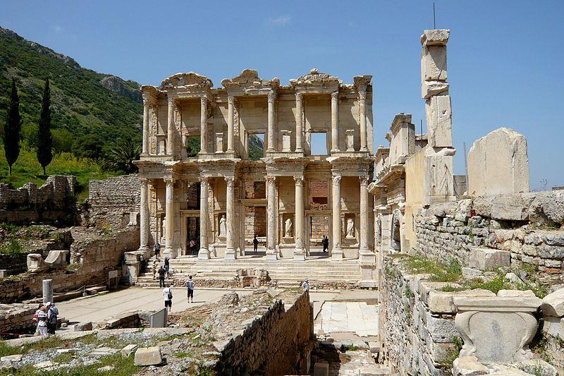 Эфес. Библиотека Цельсия
