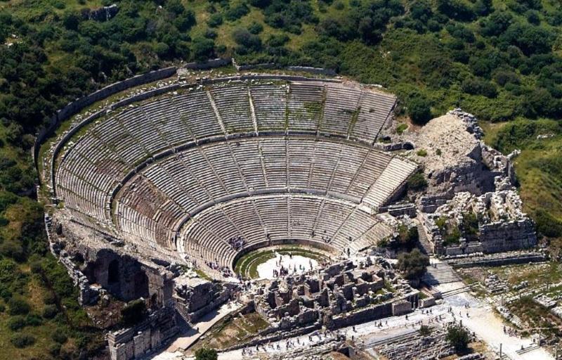 Эфес. Большой театр