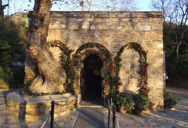 Эфес. Дом Богородицы