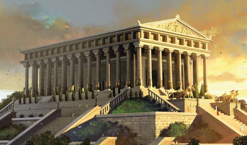 Эфес. Храм Артемиды_древний