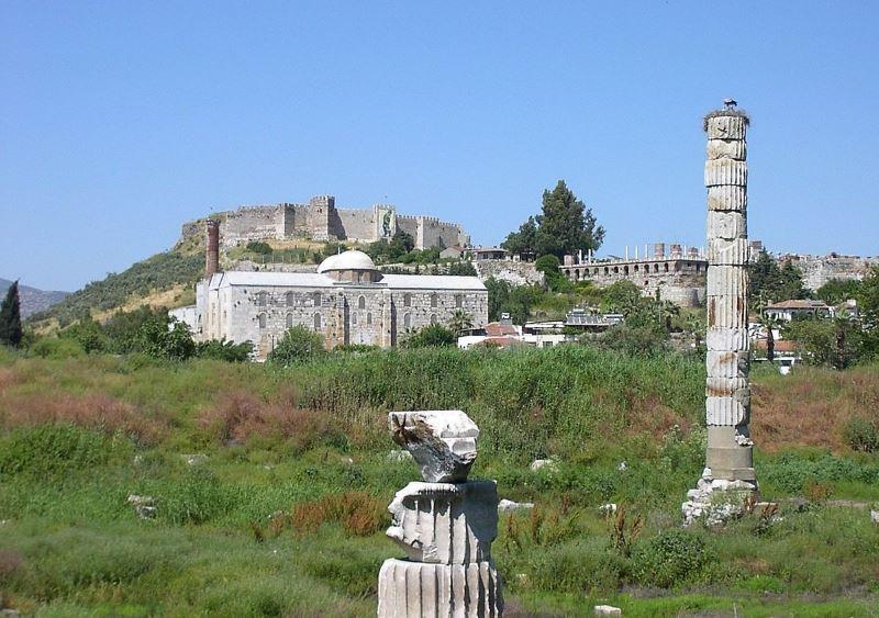 Эфес. Храм Артемиды_современный