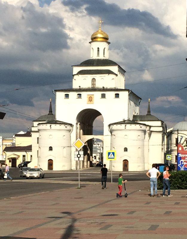 Владимир. Золотые ворота