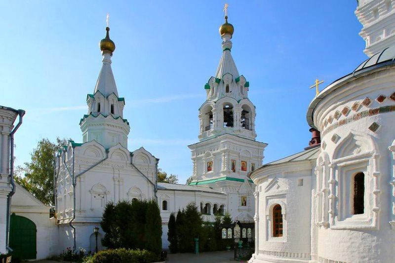 Муром. Казанская церковь