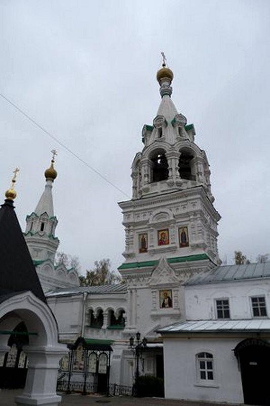 Муром. Колокольня Троицкого монастыря