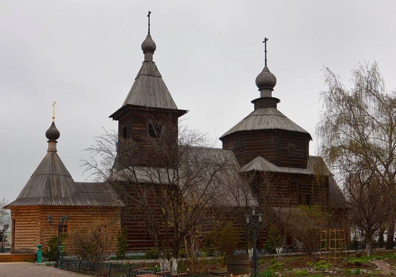 Муром. Церковь Сергия Радонежского