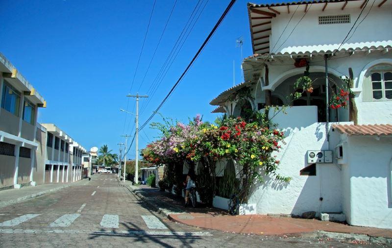 Галапагосские острова.