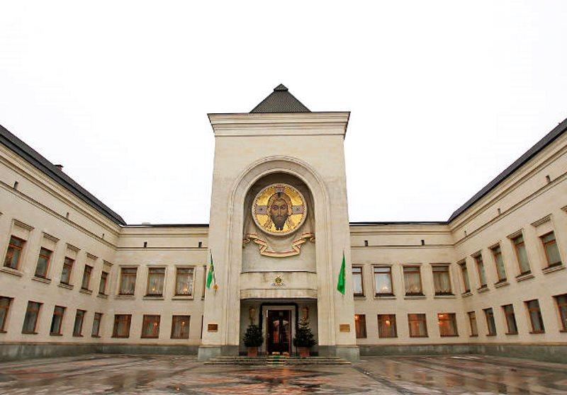 Резиденция патриарха