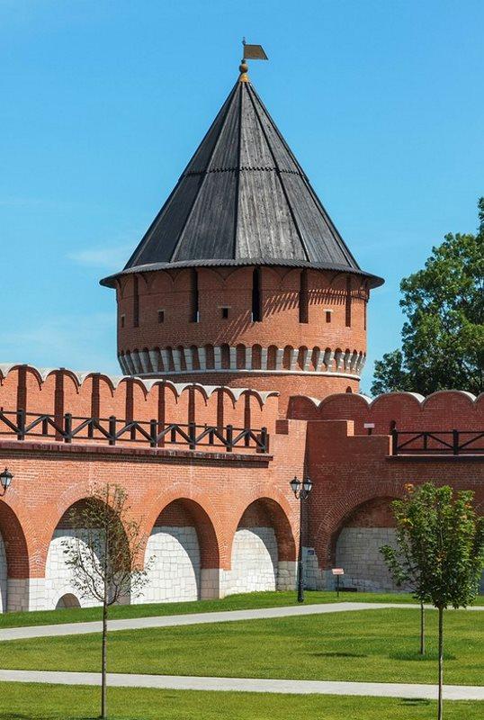 Ивановская башня Тульского кремля