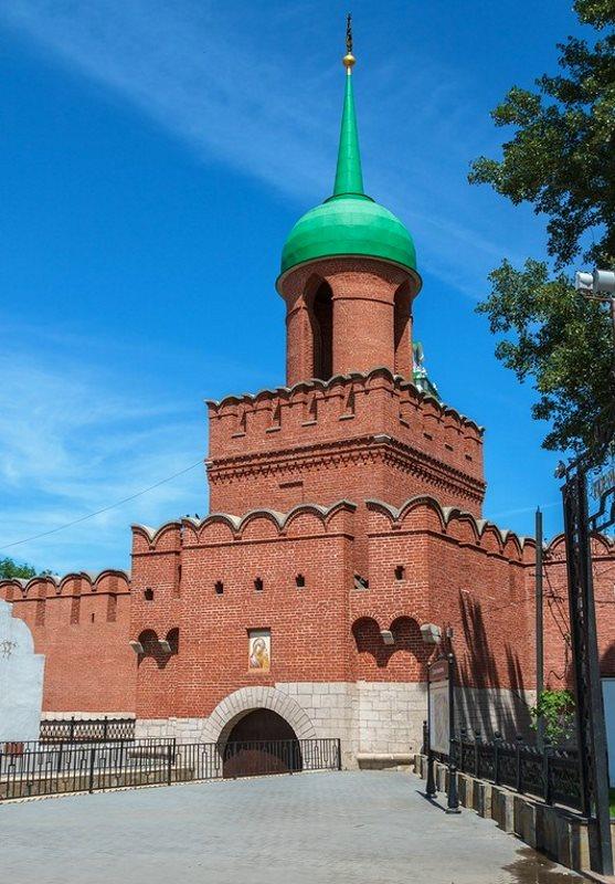 Одоевская башня